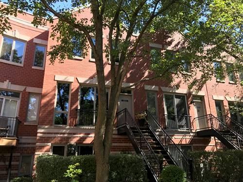 1522 W School Unit H, Chicago, IL 60657 Lakeview