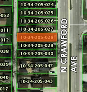 7124 N Crawford, Lincolnwood, IL 60712
