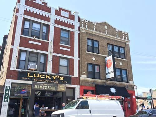 3474 N Clark Unit 3, Chicago, IL 60657 Lakeview
