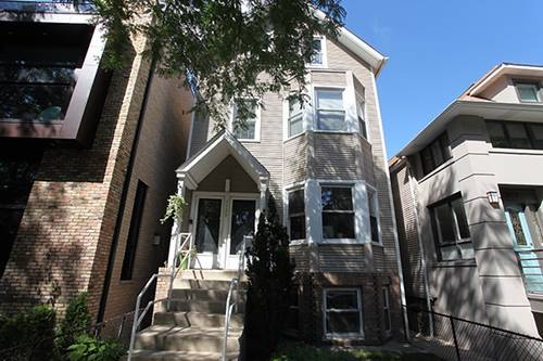 1120 W Wolfram Unit GDN, Chicago, IL 60657 Lakeview