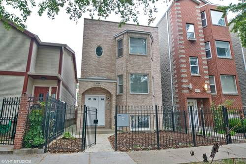 1824 W Ellen, Chicago, IL 60622 Wicker Park
