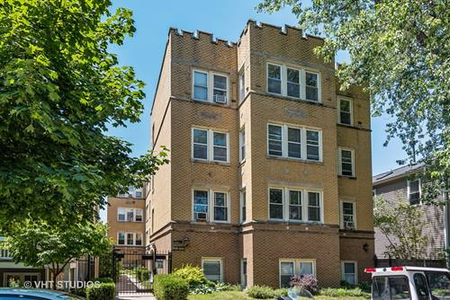 5060 N Claremont Unit 3E, Chicago, IL 60625 Ravenswood