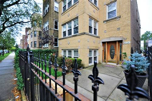 5126 N Kimball Unit 1, Chicago, IL 60625