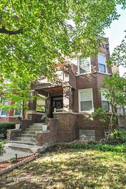 5056 W Hutchinson, Chicago, IL 60641