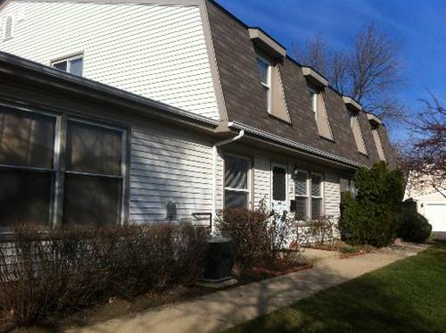 1720 Queensbury Unit 5844, Hoffman Estates, IL 60169