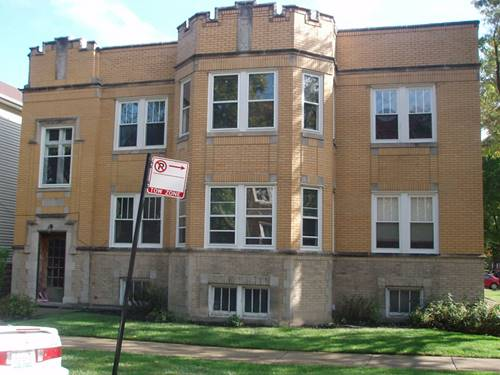 3814 W Roscoe, Chicago, IL 60618