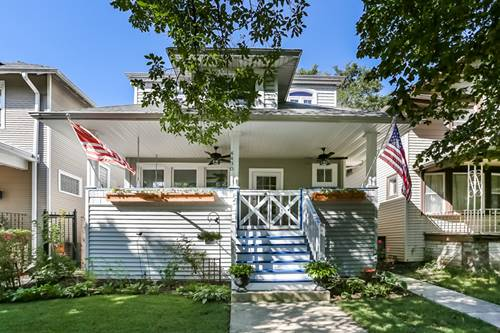 4430 N Albany, Chicago, IL 60625 Ravenswood
