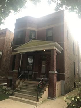 3816 N Claremont Unit 1, Chicago, IL 60618 North Center