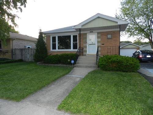 265 Park, South Chicago Heights, IL 60411