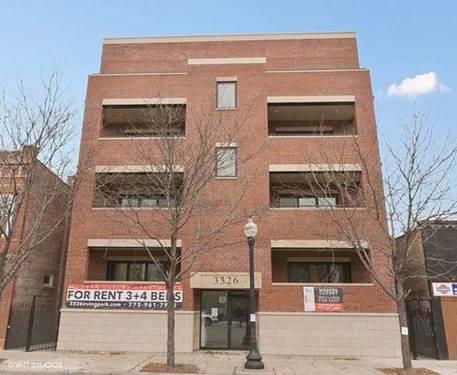 3326 W Irving Park Unit 4W, Chicago, IL 60618