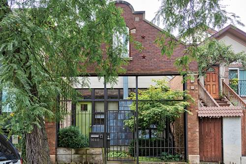 1640 W Huron, Chicago, IL 60622 Noble Square