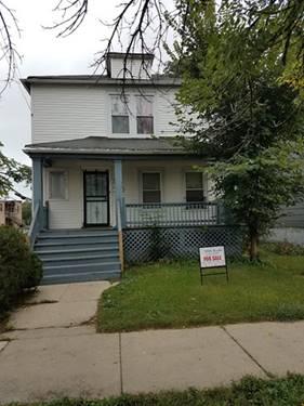 7515 S Chappel, Chicago, IL 60649 South Shore