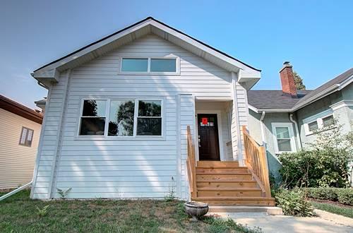 1136 Miller, Oak Park, IL 60302