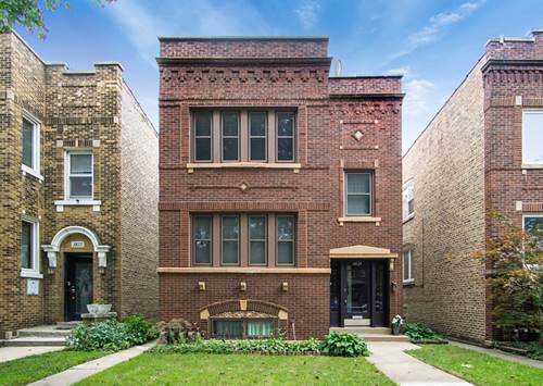 3824 N Sawyer, Chicago, IL 60618