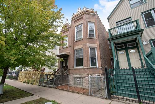 2019 N Sawyer, Chicago, IL 60647 Logan Square