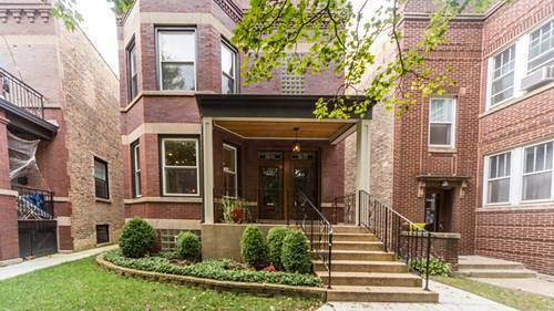 3642 N Claremont Unit 1, Chicago, IL 60618 North Center