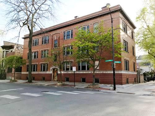 1650 N Sedgwick Unit 2S, Chicago, IL 60614 Lincoln Park