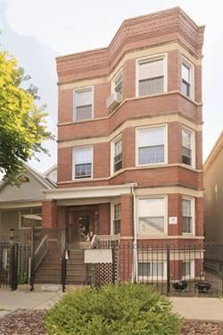 1651 N Francisco Unit 3F, Chicago, IL 60647