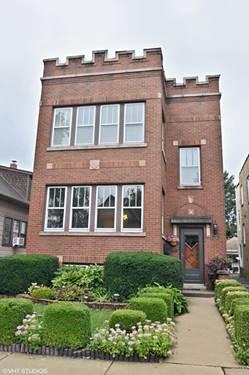 4540 N Kenton, Chicago, IL 60630