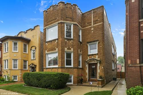 5819 N Campbell, Chicago, IL 60659
