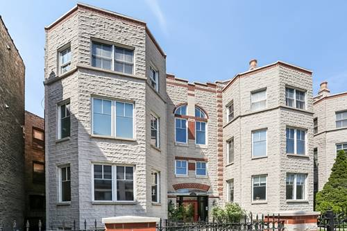 1856 N Halsted Unit 3N, Chicago, IL 60614 West Lincoln Park