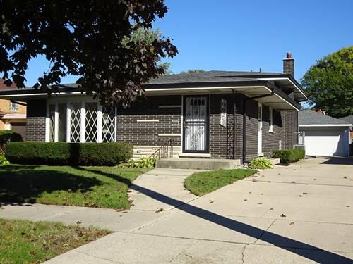 9625 S Kostner, Oak Lawn, IL 60453