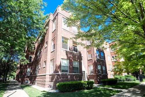 4602 N Central Park Unit 3, Chicago, IL 60625