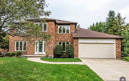 1165 Johnson, Naperville, IL 60540