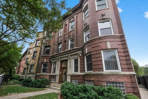823 W Belle Plaine Unit 3, Chicago, IL 60613 Uptown