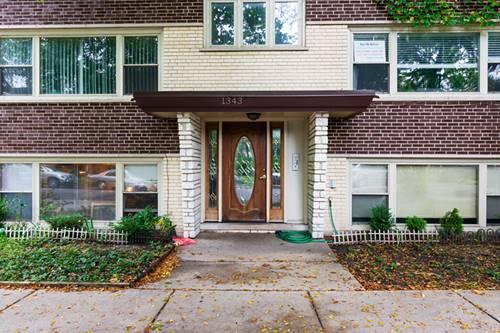 1343 W Winona Unit 3E, Chicago, IL 60640 Andersonville