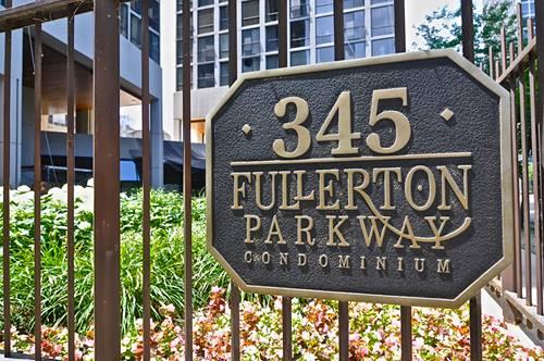 345 W Fullerton Unit 1205, Chicago, IL 60614 Lincoln Park