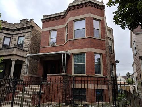 3421 W Belden, Chicago, IL 60647 Logan Square