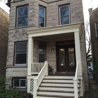 1237 W Newport Unit 1, Chicago, IL 60657 Lakeview