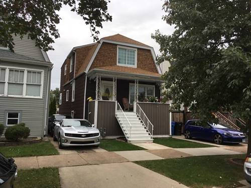 6236 W Cuyler, Chicago, IL 60634