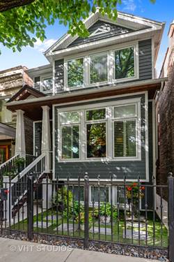 3756 N Hermitage, Chicago, IL 60613 Lakeview
