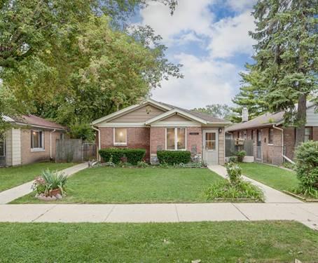 8411 E Prairie, Skokie, IL 60076
