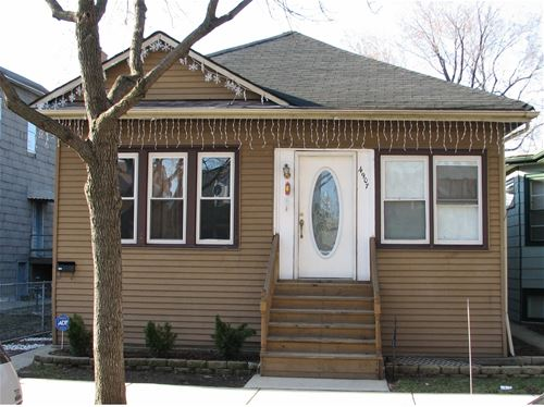 4907 W Wrightwood, Chicago, IL 60639