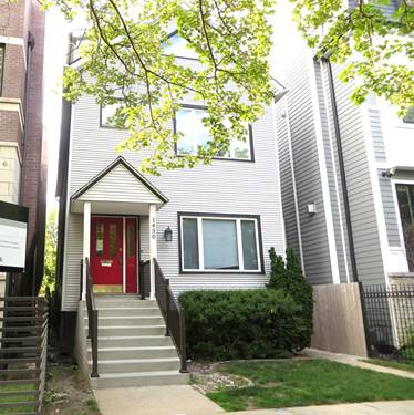 1430 W George Unit 2, Chicago, IL 60657 Lakeview