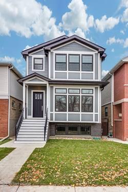 2534 W Berteau, Chicago, IL 60618