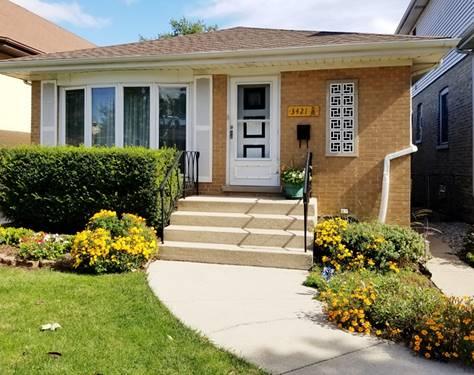 3421 Sunnyside, Brookfield, IL 60513