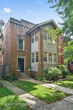 3817 N Hamlin, Chicago, IL 60618