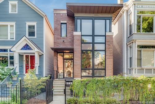 843 W Wrightwood, Chicago, IL 60614 Lincoln Park