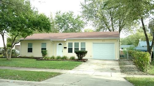 4212 Andover, Richton Park, IL 60471