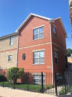 3638 S Calumet, Chicago, IL 60653
