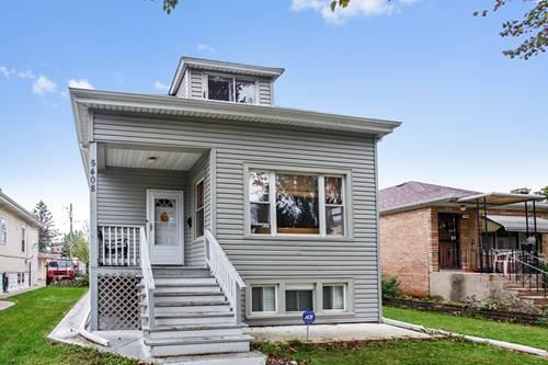 5408 W Drummond, Chicago, IL 60639