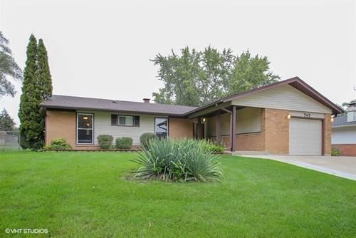 743 Delphia, Elk Grove Village, IL 60007