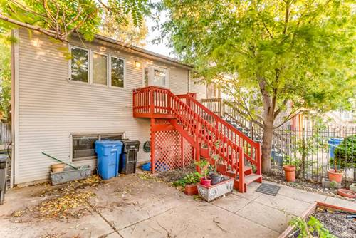 2617 W Attrill, Chicago, IL 60647 Logan Square