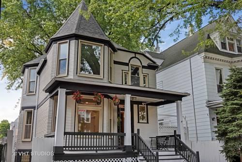 1821 W Byron, Chicago, IL 60613 North Center