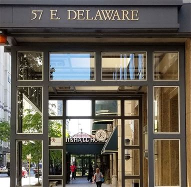 57 E Delaware Unit 1605, Chicago, IL 60611 Gold Coast