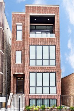 2465 N Clybourn Unit 3, Chicago, IL 60614 West Lincoln Park